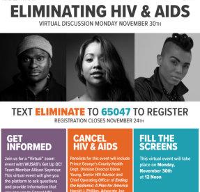 eliminating HIV & AIDS