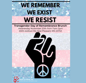 Transgender Day of Remembrance Brunch