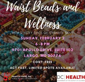 Waist Beads and Wellness